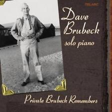 Dave Brubeck: Private Brubeck Remembers SACD w/ Bonus Interview Disc MUSIC CDs