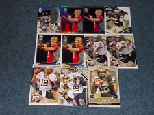 CURTIS PAINTER 11 CARD LOT ALL ROOKIES WITH 1 AUTOGRAPH INDIANAPOLIS COLTS