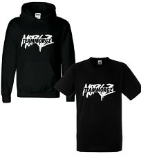 Morgz Team Kids Hoody Inspired Gaming Gamer Youtuber Boys Girls Hoodie T shirt