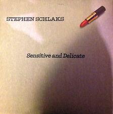 DISCO 33 GIRI - Stephen Schlaks- Sensitive And Delicate