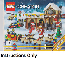 LEGO ® Minifigs-Creator-hol110-Père Noël 60235