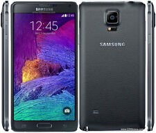"5.7"" Samsung Galaxy Note4 32GB N910A 3GB RAM Libre TELEFONO MOVIL NEGRO Black"