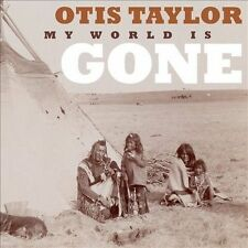 NEW My World Is Gone (Audio CD)