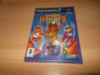 Hamster Heroes Sony PlayStation 2,  NEW SEALED ps2 pal