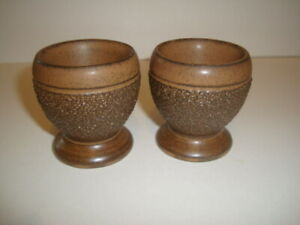 Denby - Cotswold - Egg Cups x 2