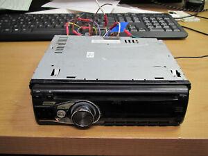 JVC KD-R330 car radio insert bluetooth cd player mp3 NOT TAKING DISC