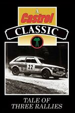 Tale of Three Rallies (New DVD) 1978 Rally of the Danube San Remo 79 Lombard 80
