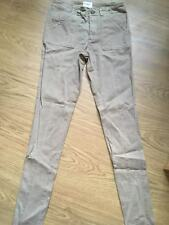 Oasis Sand Skinny Jeans 8