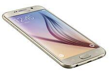 Samsung Galaxy S6 SM-G920 - 32 GB Gold Platinum (CDMA Unlocked) EXCELLENT COND.
