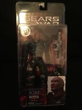 RARE NEW VHTF GEARS OF WAR LT. MINH YOUNG KIM FIGURE
