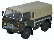 BNIB OO GAUGE OXFORD 1:76 76LRFCG001 LAND ROVER FORWARD CONTROL GS TRANS SAHARA