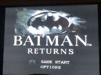 AUTHENTIC Batman Returns (Super Nintendo Entertainment System, 1992) - TESTED