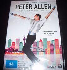 The Peter Allen Story - Not The Boy Next door (Australia Region 4) DVD - NEW