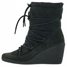 No name Choko ski Boots 238430257 botas de invierno gris EUR 37