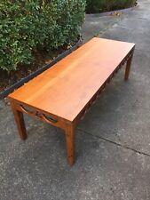 Avalon Mid Century Retro Vintage Teak Coffee Table