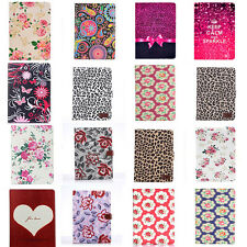 Case for Apple iPad Mini, 2nd 3rd 4th Generation iPad 234, Air 12 Cover Flowers