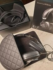 Bowers & Wilkins P7 Hi-End headphones with upgraded cable