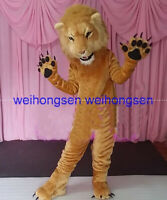 2020 lion Mascot Costume Suits Cosplay Party Fursuit Outfits Clothing Ad