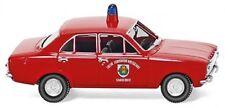 """Wiking 086130 - Feuerwehr - Ford Escort """"Saarlouis""""(1:87)_NEU/OVP"""