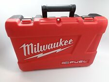 Milwaukee Tool Case 2594-22- Fit for(2403-22) & (2453-20) M12 12 Volt Tools NEW
