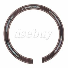 ROSEWOOD GUITAR ROSETTE SOUNDHOLE WITH abalone
