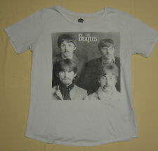 The Beatles Strawberry Fields Forever/Penny Lane 1967 Group Photo T-Shirt White