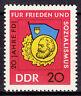 DDR 1966 Mi. Nr. 1167 Postfrisch ** MNH