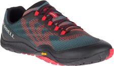 Merrell Mens Trail Glove 4 Shield Tpu Toe Cap Vibram Active Sneakers
