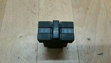 VW Golf 3 5 Türer elektrische Fensterheberschalter Schalter hinten #2