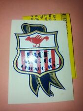 PACE  ANTIQUE SLOT MACHINE DECAL PACE DECAL EARLY VERSION FOR PACE SLOT MACHINE