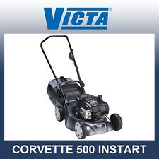 "Victa Corvette 500 Instart Lawn Mower, 19"" Mulch & Catch, Briggs 650is engine."
