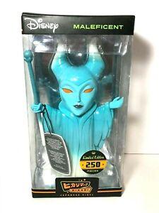 Funko Hikari SOFUBI Disney Maleficent Limited Edition Only 250 Made LE. RARE