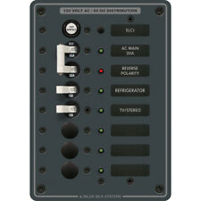 Blue Sea Systems 8101 Elci Gfci Panel Ac 5 Position