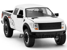 JADA 1:24 2011 FORD F-150 SVT RAPTOR NEW DIECAST MODEL CAR WHITE