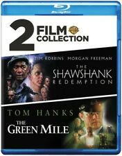 The Shawshank Redemption / The Green Mile [New Blu-ray] 2 Pack