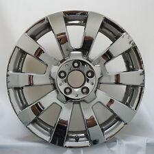 "19"" x 7.5"" Chrome Mercedes Benz MBZ GLK OEM Wheel Rim 85095 7.5 A2044011502 used"