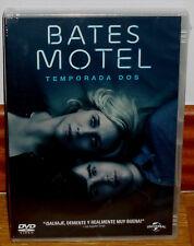 BATES MOTEL 2ª TEMPORADA COMPLETA  3 DVD NUEVO PRECINTADO SERIE (SIN ABRIR) R2