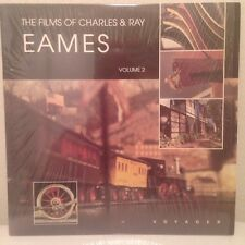 THE FILMS OF CHARLES & RAY EAMES Volume 2 on Laserdisc [V1046L]