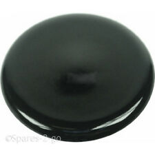 CREDA Genuine Oven Cooker Hob Auxiliary Burner Cap Small 55mm (Black)