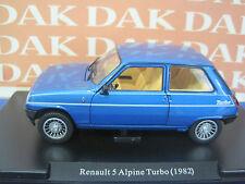 Die cast 1/24 Renault 5 Alpine Turbo 1982