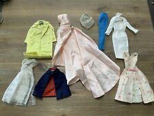 VINTAGE BARBIE DOLL TLC FASHION Lot - Dresses, Enchanted Evening, Nurse Lot
