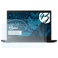 Bruni 2x Protective Film for Lenovo ThinkPad L13 Screen Protector