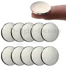 10Pcs 20mm x2mm Super Strong N35 Round Disc Magnet Rare Earth Neodymium Grade HK