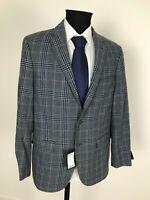 Daniel Hechter Tweed Sakko Jacket Gr.50 Schurwolle Jackett NEU mit Etikett