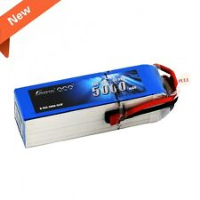 Gens Ace 5S 5000mAh 18.5V 45C 5S1P Lipo Battery with Deans Plug End