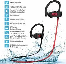 Ecouteur Mpow D3 Bluetooth Headphones with A1 Universal IPX7 Waterproof