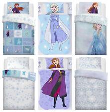 Disney Elsa & Anna Reine des Neiges Glacée 2 Lit 3 Motifs 100x135cm+48x74cm