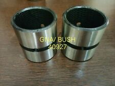 Jcb Parts - Bucket Rod Bush, Set Of 2 Pcs. (Part No. 550/40927)