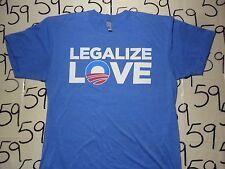 Medium- Legalize Love American Apparel Brand T- Shirt
