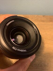 YONGNUO 35mm F2 for Nikon Mount